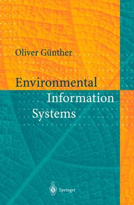 Environmental Information Systems (Hardback)