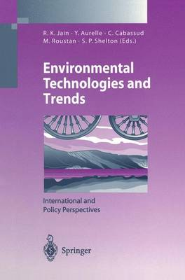 Environmental Technologies and Trends: International and Policy Perspectives - Environmental Engineering S. (Hardback)