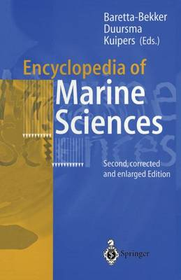 Encyclopedia of Marine Sciences (Paperback)