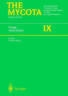 Fungal Associations - The Mycota v. 9 (Hardback)