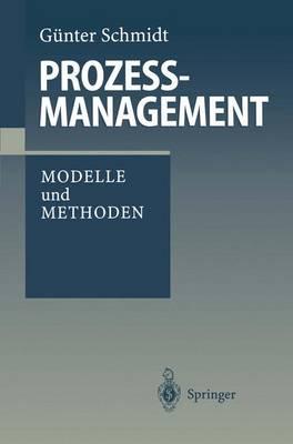 Prozessmanagement (Paperback)