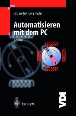 Automatisieren Mit Dem PC - VDI-Buch (Hardback)