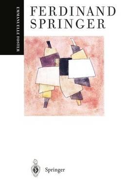 Ferdinand Springer (Paperback)