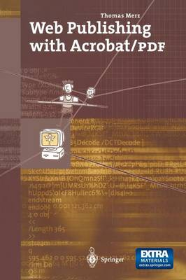 Web Publishing with Acrobat/PDF (Paperback)