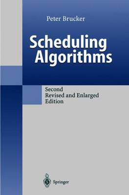 Scheduling Algorithms (Hardback)