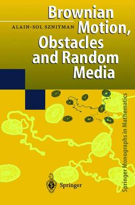 Brownian Motion, Obstacles and Random Media - Springer Monographs in Mathematics (Hardback)