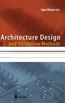 Architecture Design and Validation Methods (Hardback)