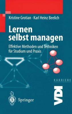 Lernen Selbst Managen - VDI-Buch / VDI-Karriere (Paperback)
