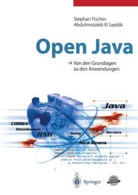 Open Java: Von Den Grundlagen Zu Den Anwendungen (Hardback)