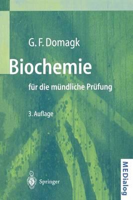 Biochemie fur die Mundliche Prufung - Medialog (Paperback)