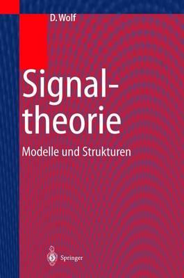 Signaltheorie (Hardback)