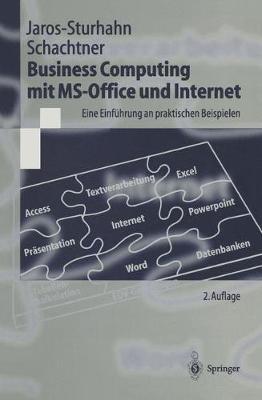 Business Computing Mit MS-Office und Internet - Springer-Lehrbuch (Paperback)