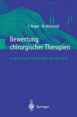 Bewertung Chirurgischer Therapien (Paperback)