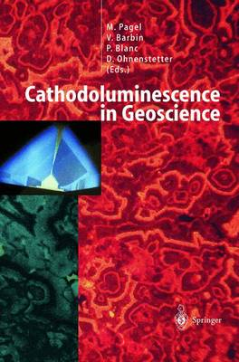 Cathodoluminescence in Geosciences (Hardback)