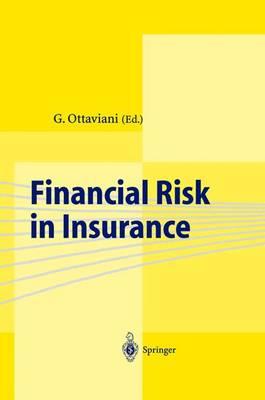 Financial Risk in Insurance (Paperback)