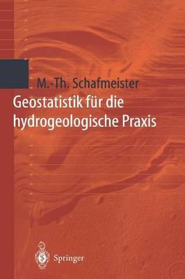Geostatistik F r Die Hydrogeologische Praxis (Hardback)