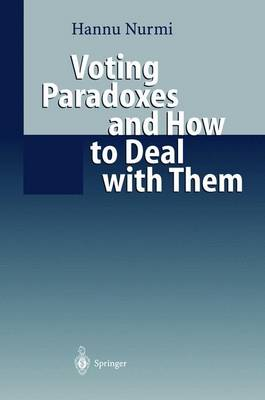 Voting Paradoxes and How to Deal with Them (Hardback)