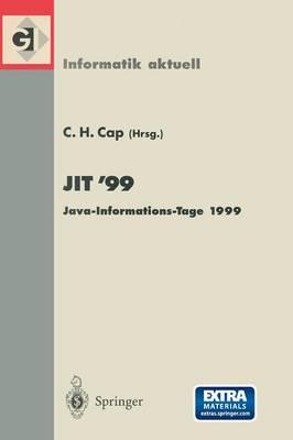 JIT'99: Java-Informations-Tage 1999
