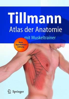 Atlas Der Anatomie DES Menschen: MIT Muskeltrainer (Book)