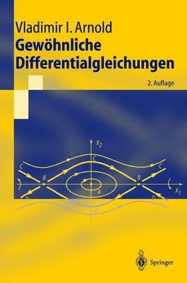 Gew hnliche Differentialgleichungen - Springer-Lehrbuch (Hardback)