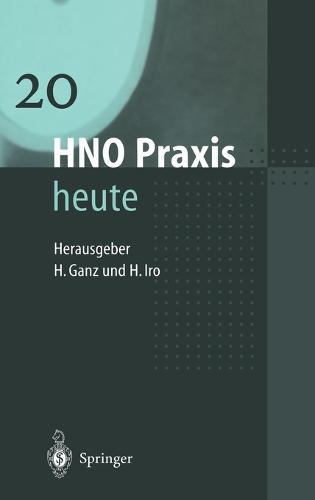 Hno Praxis Heute 20 - Hno Praxis Heute 20 (Hardback)