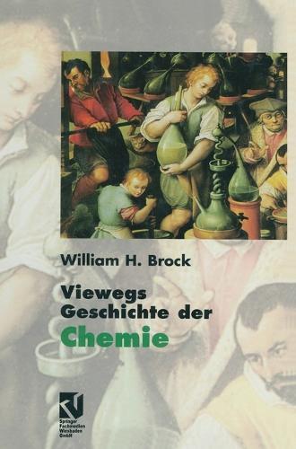 Viewegs Geschichte Der Chemie (Hardback)