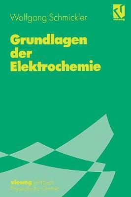 Grundlagen Der Elektrochemie (Paperback)