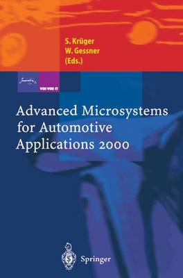 Advanced Microsystems for Automotive Applications 2000 - VDI-Buch (Hardback)