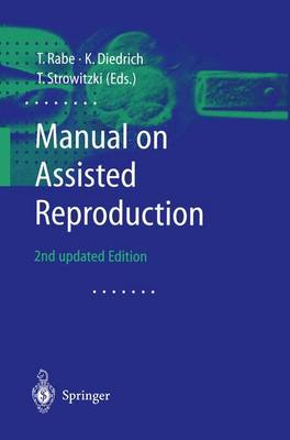 Manual on Assisted Reproduction (Hardback)