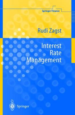 Interest-Rate Management - Springer Finance (Hardback)