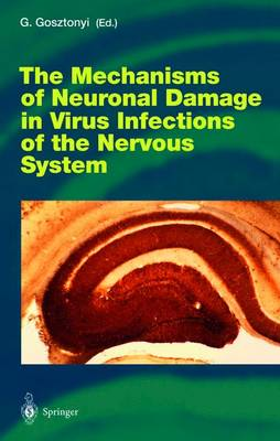 The Mechanisms of Neuronal Damage in Virus Infections of the Nervous System - Current Topics in Microbiology and Immunology 253 (Hardback)