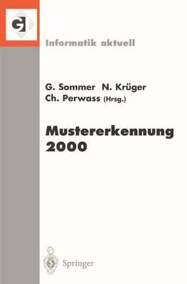 Mustererkennung 2000 - Informatik Aktuell (Paperback)