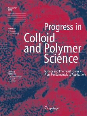 Surface and Interfacial Forces - From Fundamentals to Applications - Progress in Colloid and Polymer Science 134 (Hardback)