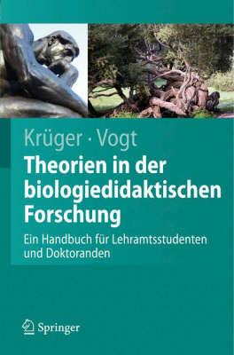 Handbuch Der Theorien in Der Biologiedidaktischen Forschung (Paperback)
