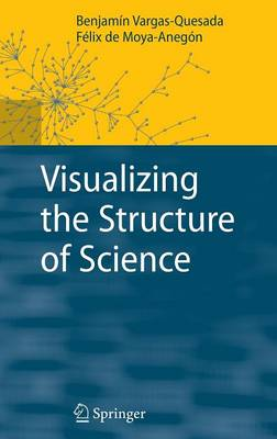 Visualizing the Structure of Science (Hardback)