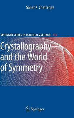 Crystallography and the World of Symmetry - Springer Series in Materials Science 113 (Hardback)
