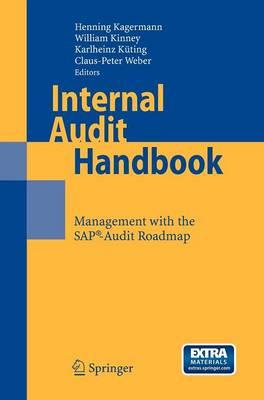 Internal Audit Handbook: Management with the SAP (R)-Audit Roadmap (Hardback)