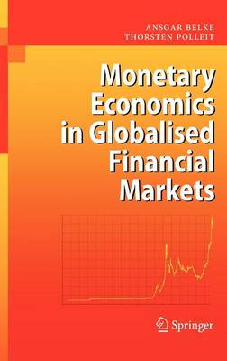 Monetary Economics in Globalised Financial Markets (Hardback)