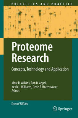 Proteome Research: Concepts, Technology and Application - Principles and Practice (Paperback)