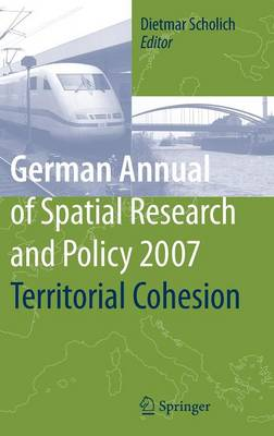 Territorial Cohesion - German Annual of Spatial Research and Policy (Hardback)