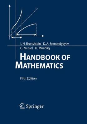 Handbook of Mathematics (Paperback)