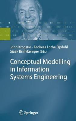 Conceptual Modelling in Information Systems Engineering (Hardback)