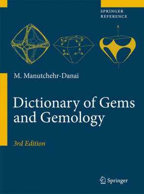 Dictionary of Gems and Gemology - Dictionary of Gems and Gemology