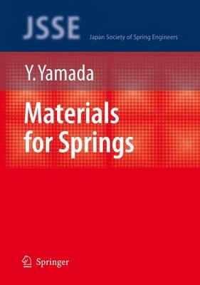 Materials for Springs (Hardback)