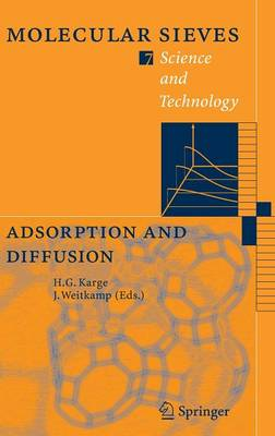 Adsorption and Diffusion - Molecular Sieves 7 (Hardback)