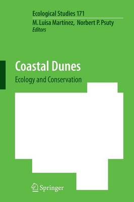 Coastal Dunes: Ecology and Conservation - Ecological Studies 171 (Paperback)