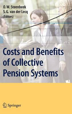 Costs and Benefits of Collective Pension Systems (Hardback)