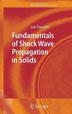 Fundamentals of Shock Wave Propagation in Solids - Shock Wave and High Pressure Phenomena (Hardback)