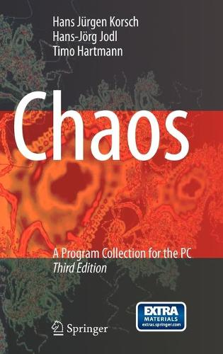 Chaos: A Program Collection for the PC (Hardback)