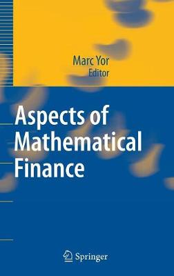 Aspects of Mathematical Finance (Hardback)